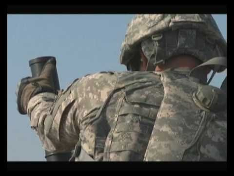 1st Battalion, 181st Infantry M224 60mm Mortar Live Fire