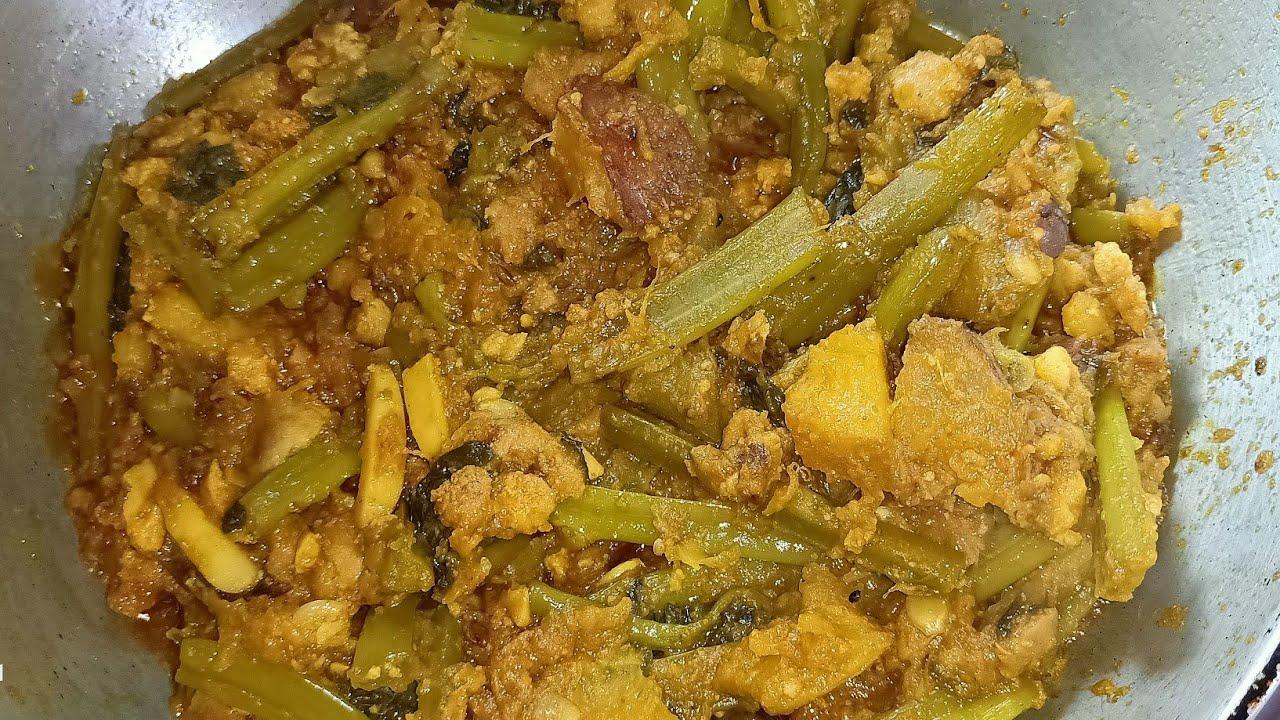 নিরামিষ তরকারি ।।।। very easy and very testi Bengali food recipe।।MOUMITA ও খাঁটি বাঙালী আনা