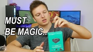 Logitech Bluetooth Audio Adapter Unboxing and Review
