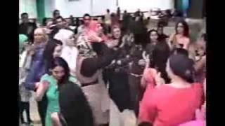 رقص محجبات 2014
