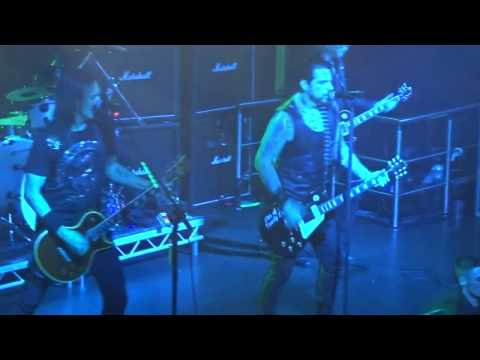"Black Star Riders - ""When The Night Comes In"" Live 04/03/2017 The Academy Dublin"
