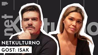 Isak Šabanović: Muzika ima ograničenja! | NETKULTURNO | S01EP56