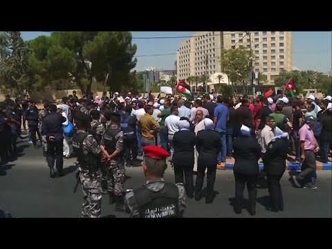 أزمة إضراب معلمي الأردن تدخل شهرها الثاني  - 12:54-2019 / 10 / 1
