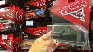 Disney Cars 3 Toys Hunt - New Exclusive Invisible Disney Cars Toys R US Toy Hunting for Children