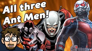 EVERY Ant-Man Origin & History Explained - Comic Drake