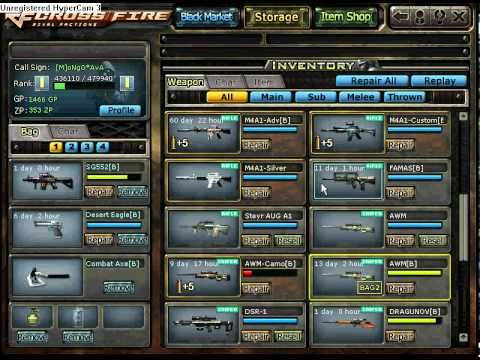 free coupon number in crossfire