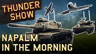 🔥 Thunder Show: Napalm in the morning