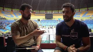 Brazil CrossFit Championship Day 1 Recap with Tommy and Justin