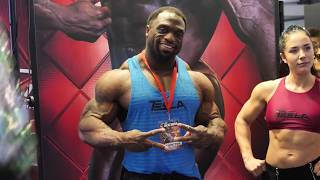 Arnold Classic 2018, Barcelona, Spain, Day 3