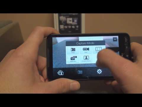 HTC HD2 Camera/Camcorder Demo