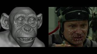 War for the Planet of the Apes and the VFX behind the film - BBC Click