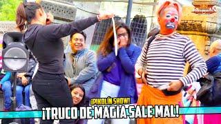 Los Mejores Payasos de la CDMX Presentan a Pikolin en Acto de Magia