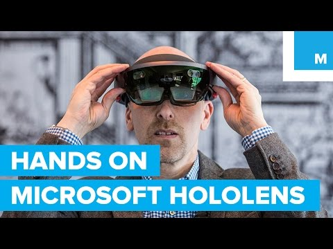 HoloLens Review: Microsoft