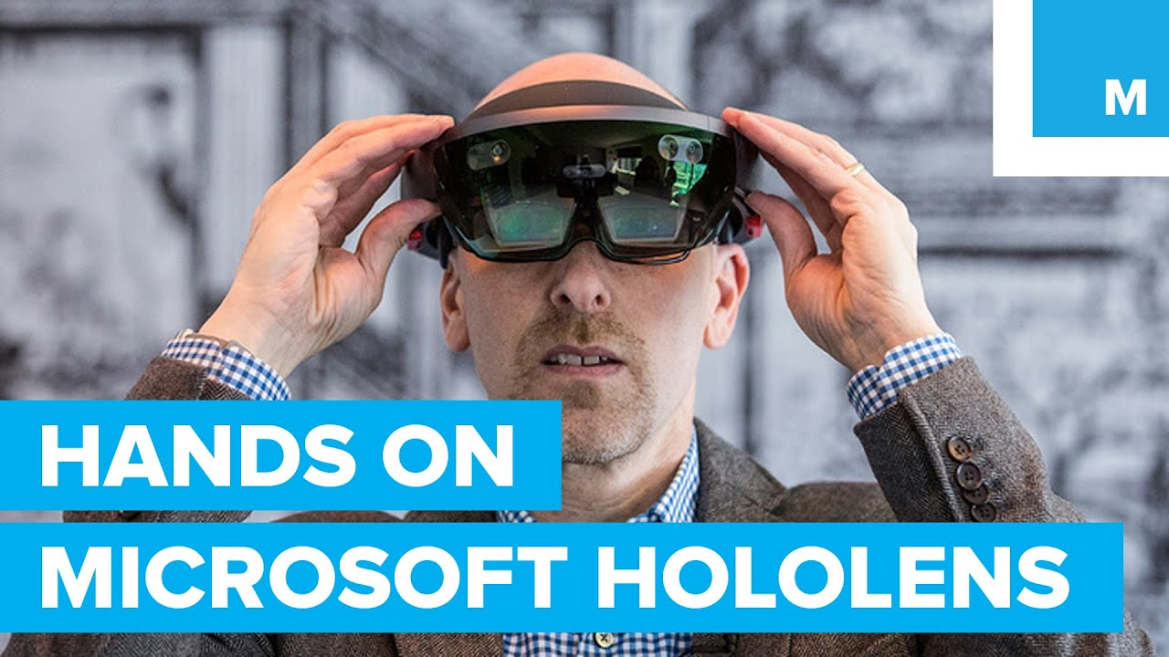 HoloLens Review: Microsoft's Version of Augmented Reality