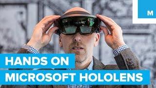 HoloLens Review: Microsoft