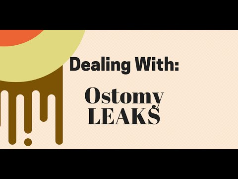 Ostomy Care Preventing Leaks