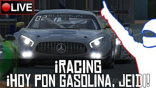 iRacing || ¡Hoy pon gasolina, Jeidi! (GT3 @ Suzuka) || LIVE