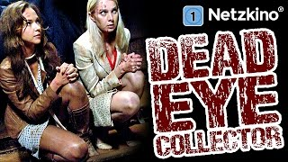 Dead Eye Collector (Horror, Thriller, ganzer Film auf Deutsch, komplette Filme schauen) *HD*