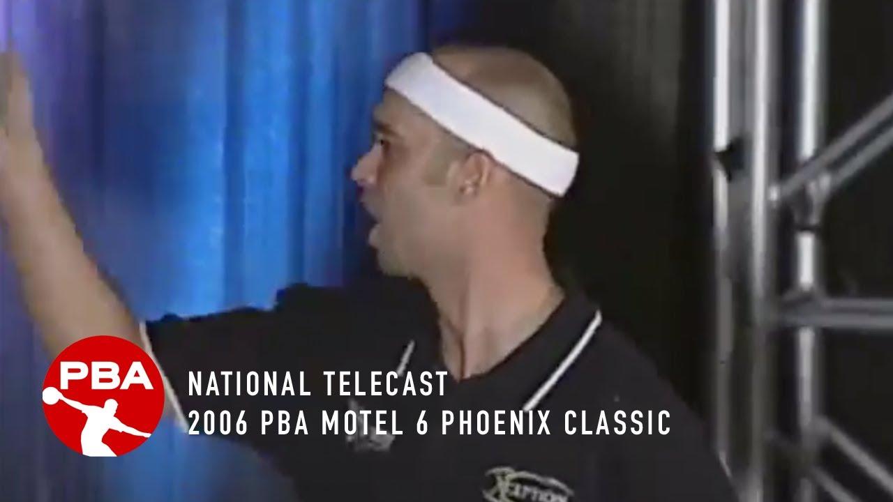 TBT: 2006 PBA Motel 6 Phoenix Classic Finals