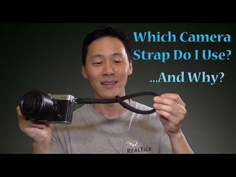Camera Accessories - Lance Camera Straps