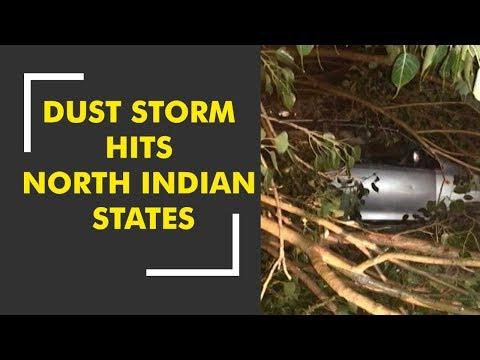 Dust storm, thundershowers leave many dead in Uttar Pradesh, Rajasthan