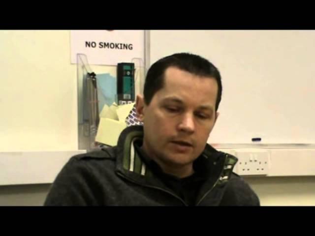 Darren Ware Northern Ireland
