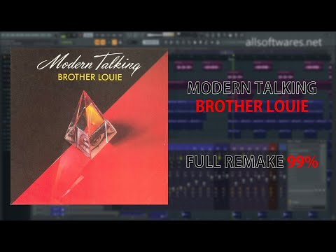 Modern Talking - Brother Louie (FULL REMAKE 99%) *Not Clickbait*
