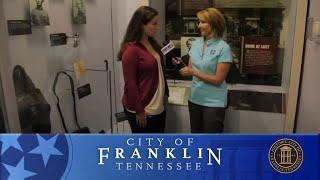 Franklin Insider- BATTLE SCARRED a new exhibit at Carnton Plantation