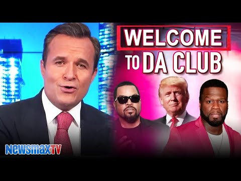 Ice Cube and 50 Cent are on Team Trump | Greg Kelly