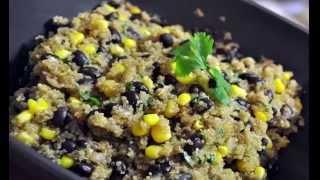 Quinoa And Black Beans Recipe