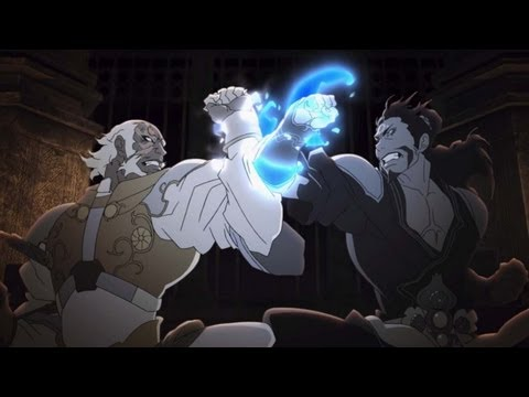 Asura's Wrath: Yasha VS Deus