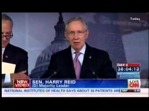 Harry Reid: Why Would We Want To Pass A Bill To Help Children With Cancer?