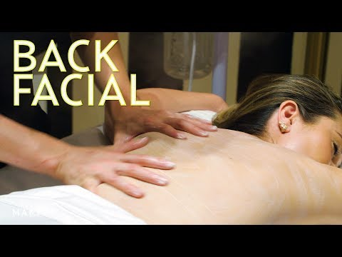 Where to Get a Back Facial in Los Angeles! | The SASS with Susan and Sharzad