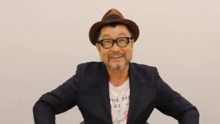 新作に実家からの足どりまで(笑)。大江千里からの動画コメント! ☆ぴあ...
