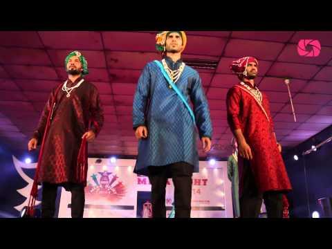 Chittagong Khulshi Club Ltd. Mega Night 2014 (Fashion Show Part)