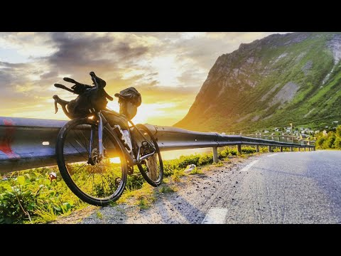 Bicycle Touring The Arctic Coast (Norway, Sweden & Finland)