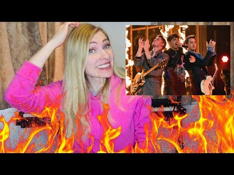 JONAS BROTHERS – BBMA's 2019 Medley [Musician's] Reaction & Review!