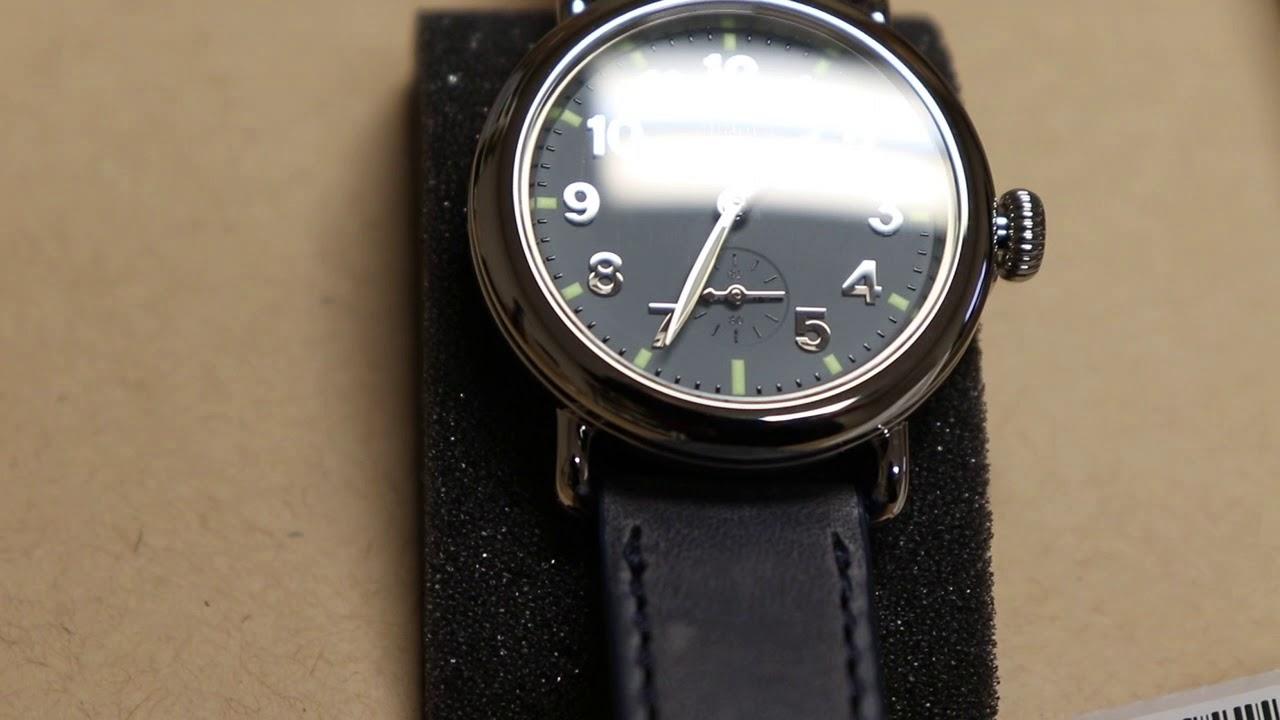 Shinola S0110000243 Women s Runwell Silver-Tone Quartz Watch  Shinola   Watches  Purchase Direct c64de79cb6