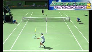 Smash Court Tennis Pro Tournament 2 ... (PS2)