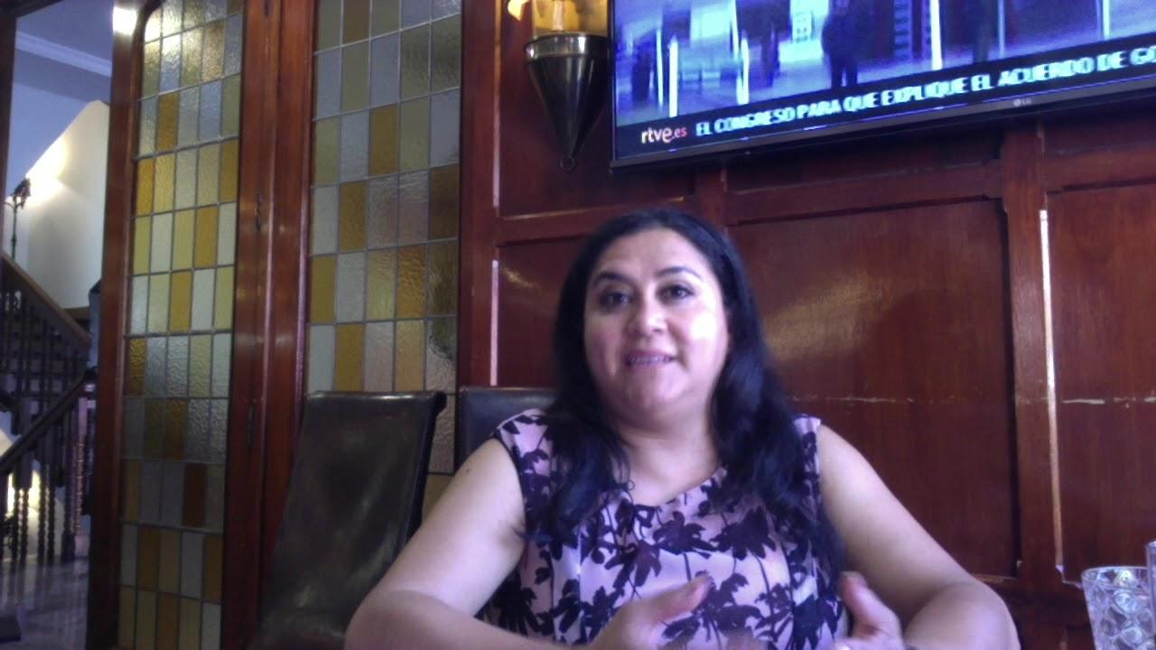 Una mexicana en Girona DF