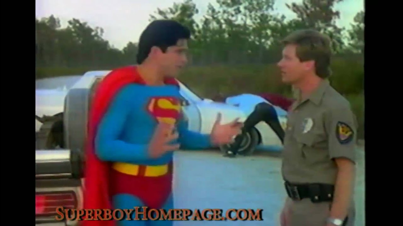 Download Superboy Season 2: Superboy's Deadly Touch Clip