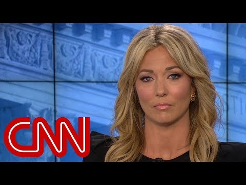 CNN's Brooke Baldwin on sexual assault: We all have our stories