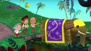 Джейк и пираты Нетландии  - Все серии подряд (Сезон 1 Серии 16,17,18) l Мультфильм про пиратов