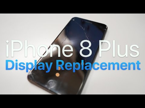 How to Replace iPhone 8 Plus Glass - My Experience