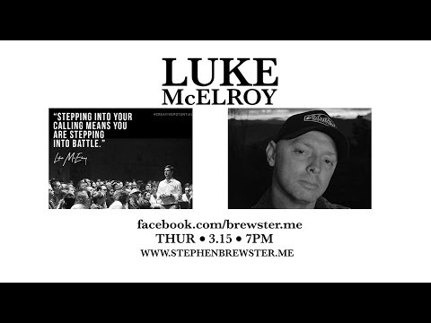 Can Anyone Be Creative? Do Tribes Matter? We sit down with Luke McElroy and find out!