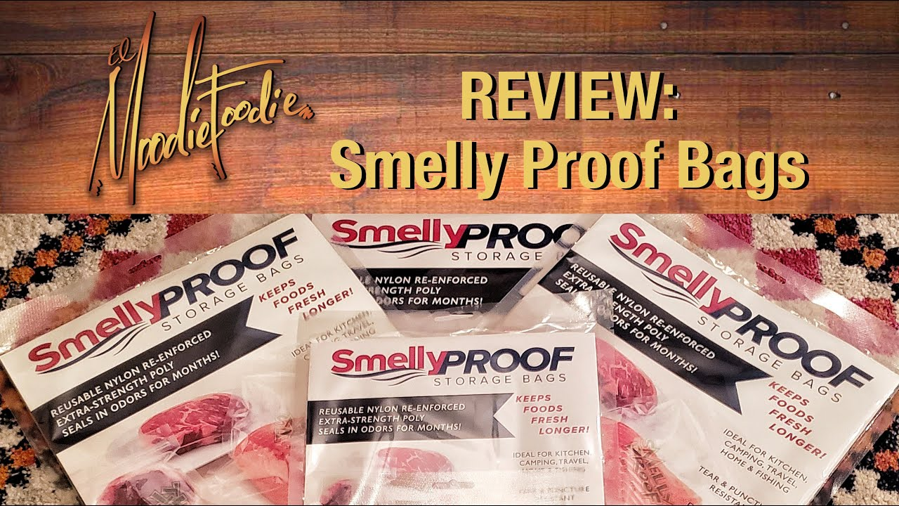Review Smelly Proof Bags