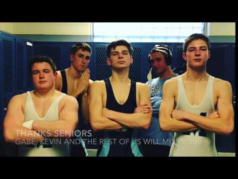 Millbrook High School Wrestling 2015-16