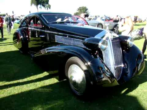 1925 Rolls Royce Phantom La Jolla Clic Car Show Cove You
