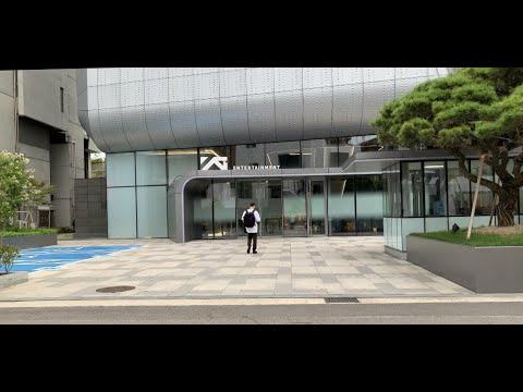 Mizo Vlog South Korea- BLACKPINK- YG Entertainment New Building.....