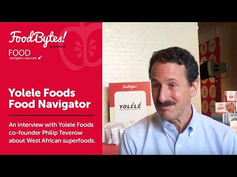 FoodBytes! alum Yolélé Foods Wants Fonio to be the Next Quinoa Food Navigator